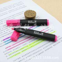 Wholesale 12pcs fluorescence pen Highlighter pen bf ne1 aoa b1a4 beast bap pm minute