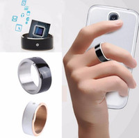 android mobile devices - New TimeR Smart Ring for NFC Android WP Mobile phones smart wearable device Multifunction Magic Ring for Samsung NOKIA HTC LG