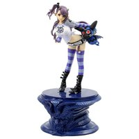 Wholesale The Seven Deadly Sins Asmodeus Leviathan Jealousy Cast Off Naked Blue PVC Action Figure Collection Sexy Toy