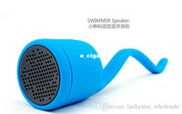 Wholesale Free DHL new Outdoor waterproof level bluetooth speakers with with Suction Cup Hang Hook tadpoles foreign trade sales sucker