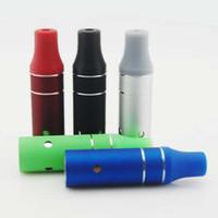 Wholesale Mini Ago G5 dry herb vapor atomizer herbal vaporizer fit to ego evod electronic cigarette battery e cigarettes mini ago atomizer atomizers
