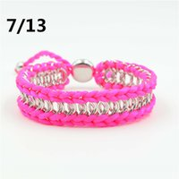 beaded jewelry projects - 2016 new product fashion charm bracelet with ms friendship bracelet project ethnic jewelry bracelet mix color bracelet