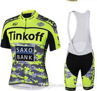 banks womens clothing - Tinkoff Saxo Bank Yellow Cycling Jerseys Sets Breathable Womens Road Bicycle Outfits Roupa Ciclismo Bike Clothing MTB Maillot Sport Jerseys