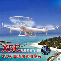 aircraft navigation - Four axis X5C aircraft aerial electric flying saucer G remote control helicopter uav navigation model plane