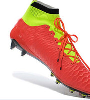 Cheap Soft Spike soccer boots Best Men Spring and Fall Football Shoes