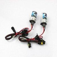 Wholesale 1 Pair H7 HID Xenon Bulbs Single Light Lamp Universal Car Tuning Headlight W V K K optional