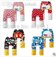 Cheap Wholesale-1pcs Hot Sell Baby Toddler Animal Legging Tights Leg Warmer Socks PP Pants wear baby legging CP034