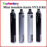 Cheap 100% Original Innokin Itaste VV V3 variable voltage voltage e cigarette Starter Kit Innokin Itaste VV 3.0 itaste vtr itaste mvp free DHL