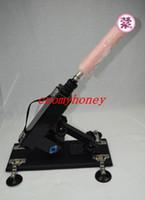sex machines - new super powerful automatic adjustable sex machine gun masturbation machine love climax machines for USA EU UK market sex toys