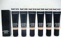 Wholesale 144pcs HOT NEW Makeup Pro Longwear Nourishing Waterproof Foundation Fond DE Teint ml Colors DHL