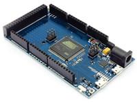 arm microcontroller board - DUE Development Board ATSAM3X8E Microcontroller ARM Cortex M3 Learning Board UNO R3 diy kit rc electronic toy robot mcu ATMEGA