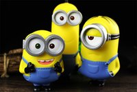 money piggy bank - minions money box Despicable Me Figures Toys Resin minion bob stuart Collectible Action Figure Doll minion piggy banks D1761