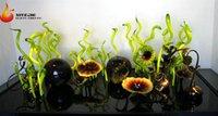 abstract Glass  Hot selling Villa hotel hallway lobby garden living room top grade club Murano Glass Decoration Modern Art glass Sculpture