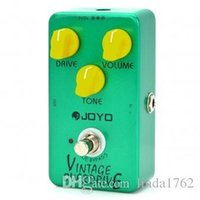 Wholesale Zhuo of JOYO is happy classic to lead to carry a guitar list piece effect machine JF green