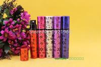 aluminum foil tube - 2015 ml perfume hexagonal flower tube aluminum foil packaging Atomizer Bottle Spray Travel perfume bottles