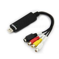 Wholesale Easycap usb surveillance capture card usb video capture card usb capture card usb capture card channel