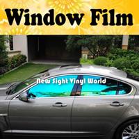Wholesale High Quality Chameleon Window Tinting Film Solar Film Chameleon Window Solar Film For Car Window Size m Roll
