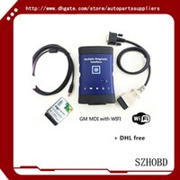 battery level tester - With wifi card NEW GM MDI WORK Vauxhall Opel MDI Tech OEM Level Diagnostics GM MDI TECH without software DHL free