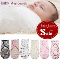 Wholesale 100 Cotton Brand Newborn Baby Infant Swaddle Wrap Swaddling Blanket Thin For Months Baby