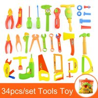 Wholesale Hot Baby Early Learning Education Children toys Repair tools Toy Pretend Play House baby Toys