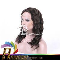 animal hairstyles - human hair full head wigs front lace wigs no mixed hair no animal hair density no shedding