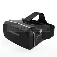 Wholesale Super Strong D VR Glasses Degree Panorama View VR Glasses Anti radiation Object Distance Adjust D Glasses