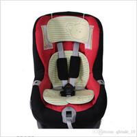 bamboo stroller - 2015 summer Baby Infant Bamboo Charcoal bed mat kid seat bed mat bedding sleeping rest mat Breathable strollers Cart net mat TOPB2992