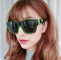 Wholesale China Lady Fashion Suit - Sunglasses for Famale Male China Suit The Same Paragraph UV400 Protection PC Plastic Lady Classic Retro Lace Fashion