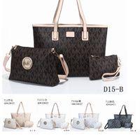 Wholesale classic Famous brand New Women MK Handbags Euramerican Fashion MK Bag High grade Embossed Shoulder Bag Purse messenger bags totes bags
