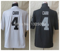 best oakland - Factory Outlet Oakland Derek Carr Jersey Men s Limited Football Jerseys Best Quality Authentic Jersey Embroidery Logo Size M XL Mix
