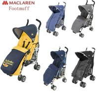Wholesale Maclaren strollers footmuff baby stroller sleepsacks for different model