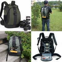 backpack stock photos - Lowepro Flipside AW DSLR Camera Photo Bag Backpack All Rain Cover New UK Stock