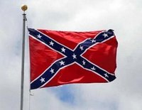 Wholesale Confederate Battle Flags Two Sides Printed Consfederate Flag Confederate Rebel Civil War Flag National Polyester Flags In stock