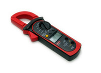 Wholesale New Multimeter Digital Clamp Meter Electronic LCD AMP Tester Digital Clamp Multimeter Backlight Resistance Tester Meter