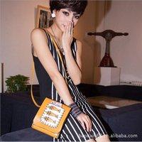 Wholesale Spandex Valentine - 2015 Fashion New valentine bag sac a main femme yellow cute fish ladies shoulder hand bag for evening women leather shoulder bag