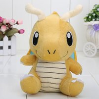 Yellow banpresto plush - 16cm Banpresto Soft Plush High quality Doll New Dragonite