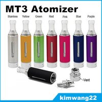 Cheap MT3 Clearomizer Best MT3 Atomizer