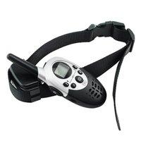 Wholesale Pet Supplies Yard Rechargeable Waterproof LCD Shock Vibra Remote Pet Dog Training Collar