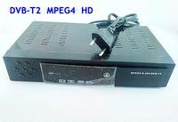 Cheap 2014 Newest!DVB-T DVB-T2 MPEG-2 MPEG 4 H.264 HD Digital Terrestrial Receiver TV Receiver DVB T2 Tuner Support USB HDMI RCA for Russia Europe