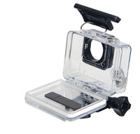 Wholesale For Gopro Hero Waterproof Camera Case M Underwater Waterproof Underwater Waterproof Housing Case For Gopro Hero EMS Free