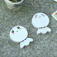 Wholesale Sticky Cute Doll Sticky New Novel Notes Post It Notes Memo Flags Gift At Random Office School Supplies
