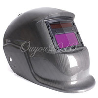 Wholesale Full range UV IR Protecting Auto Darkening ARC Mig Tig Solar Welding Grinding Helmet Weld For Welder Mask