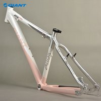 Wholesale GIANT quot Mountain Bike MTB Frame ATX PRO Size S quot Pink White