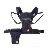 Wholesale Micnova Camera DSLR Carrier Multifunctional Chest Harness Holster Belt