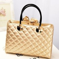 arrival ladies tote - Hot Selling new arrival CC brand pu leather scarf bag women s handbag shoulder bag CC01
