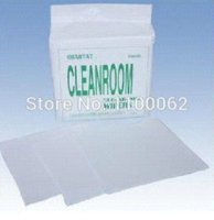 Wholesale White x6 inch Cleanroom Wipers stencil wiping papaer LCD Screen Cleaning Paper phone cleaning