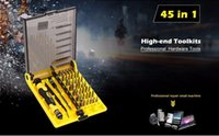 Wholesale Precision In Electron Torx Mini Magnetic Screwdriver Tool Set hand tools Screwdrivers Kit Opening Repair Phone Tools