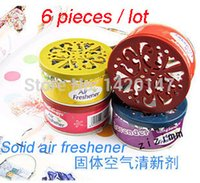 Wholesale Summer style Hot selling Air Freshener Solid Fragrances application of various occasions