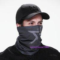 Watch Dogs Aiden Pearce Face Masque + Cap Hat Costume Cosplay Cos Cos Vidéo de haute qualité Livraison gratuite