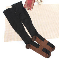 Wholesale Copper Infused Anti Fatigue Compression Socks High Relief Varicose Vein Stocking